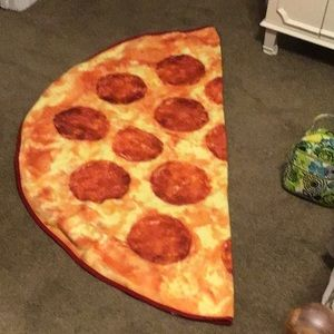 Pizza Beach towel. Great for kids.